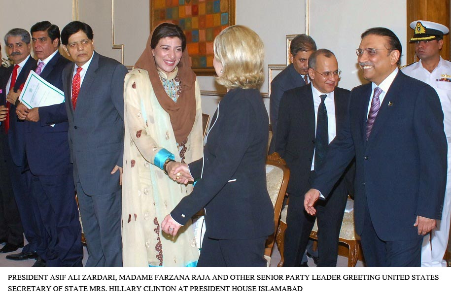 Meetings with Foreign Head of States Dignitaries (11)